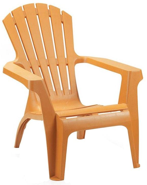 Садовый стул Diana Dolomiti Orange