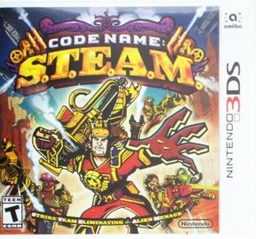 Игра Nintendo Code Name: S.T.E.A.M.