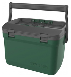 Aukstumkaste Stanley Adventure Green/Grey, 6.6 l