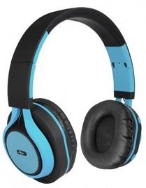 Austiņas ART AP-B04 Black/Blue, bezvadu