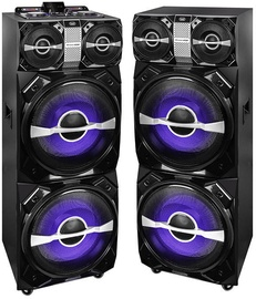 Bezvadu skaļrunis Trevi XF 4800 Black, 600 W