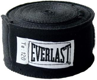Everlast Boxing Hand Wraps Pro Style Black 300cm