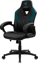 Игровое кресло Thunder X3 DC1 Black/Cyan