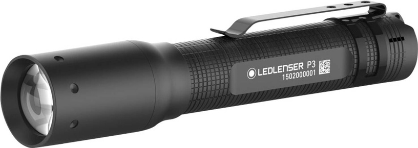 Ledlenser Flashlight P3 Black