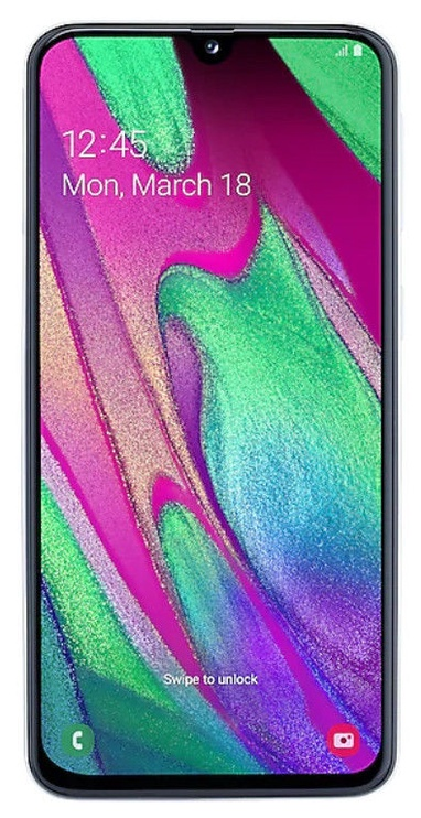 Samsung Galaxy A40 SM-A405F Dual White