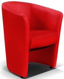 Atzveltnes krēsls Platan Oxford Red, 67x68x78 cm
