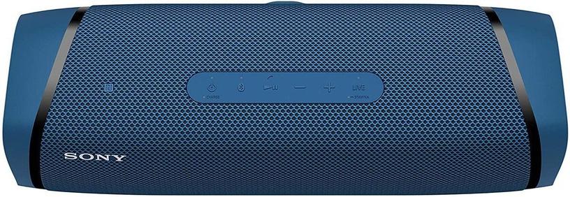 Bezvadu skaļrunis Sony SRS-XB43, zila