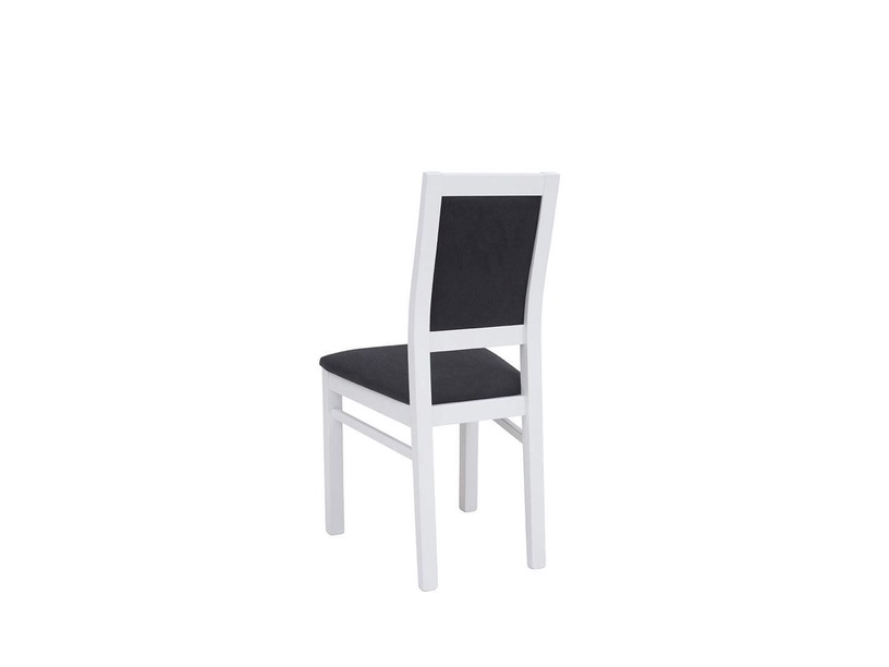 Стул для столовой Black Red White Porto Black, 1 шт.