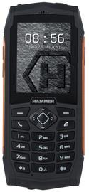 MyPhone HAMMER 3 Plus Dual Black/Orange