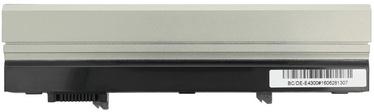 Аккумулятор для ноутбука Mitsu Battery For Dell Latitude E4300 4400mAh