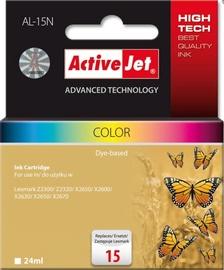ActiveJet Cartridge AL-15N For Lexmark 24ml MultiColor