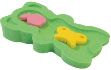 BabyOno Baby Bath Pads Bear Midi Green