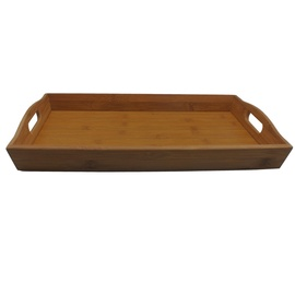 SN Perfetto Tray With Handles 43.8x27cm Brown
