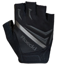 Roeckl Isar Gloves 9.5 Brown/Red
