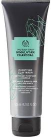 The Body Shop Himalayan Charcoal Purifying Clay Wash 125ml