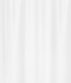 Spirella Primo Bioactive Shower Curtain 180x200cm White