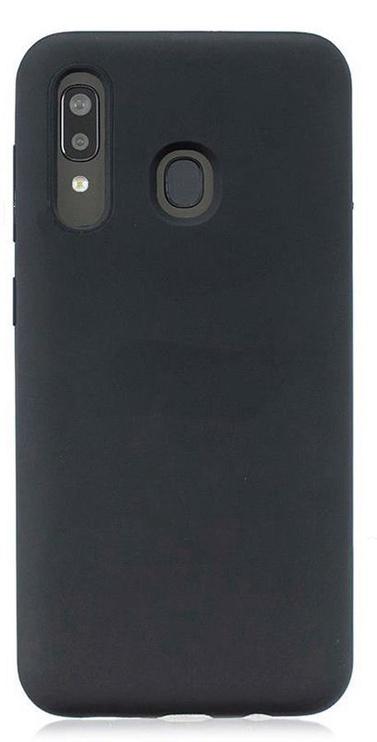Evelatus Soft Touch Back Case For Samsung Galaxy A20E Black