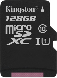 Kingston Canvas Select Plus 128GB microSDXC UHS-I Class 10
