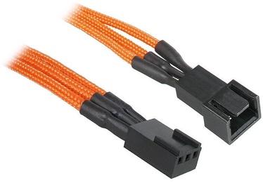 BitFenix Alchemy Molex Male To Molex Female 60cm Orange/Black