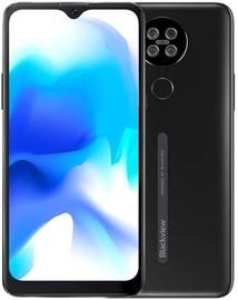 Mobilais telefons Blackview A80s, melna, 4GB/64GB