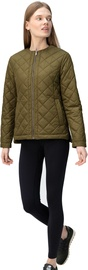 Sieviešu jaka Audimas, ar Thinsulate siltinājumu, haki, M