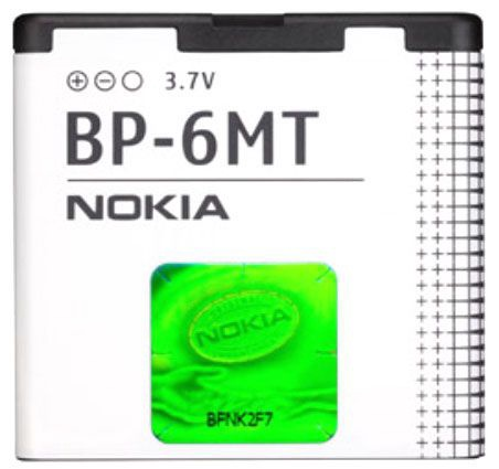 Nokia BP-6MT Original Battery 1050mAh