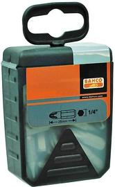"Bahco Standard Screwdriver Bit PZ2 1/4"" 25mm 30pcs"