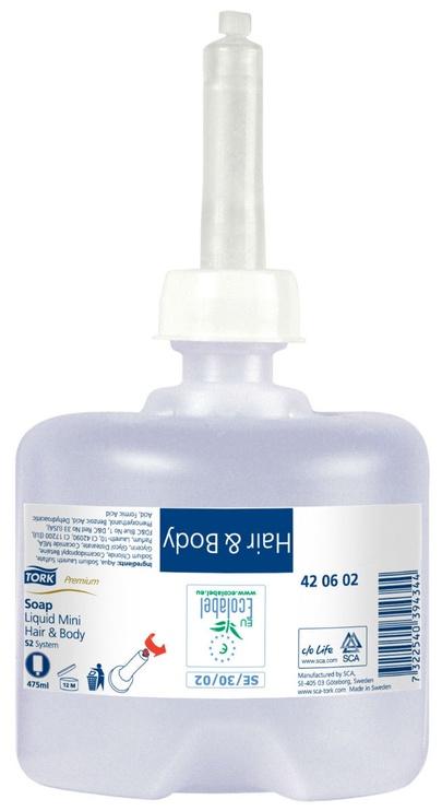 SCA Tork Hair and Body Mini Liquid Soap S2