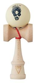 Krom Kendama X Chari Maple Visitor Cream