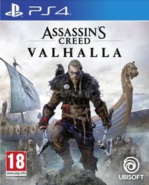 Spēle PS4 Assassin´s Creed Valhalla