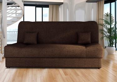 Dīvāngulta Platan Jas 04 Brown, 188 x 85 x 90 cm