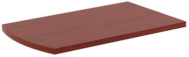 Skyland V 301 Desk Extension 90x80cm Burgundy