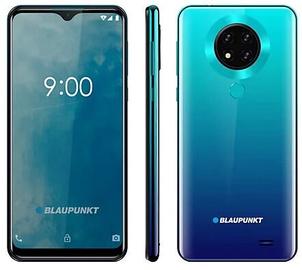 Mobilais telefons Blaupunkt OT19, zila, 2GB/16GB