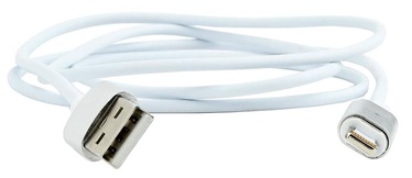 Gembird Magnetic Cable USB / Apple Lightning Silver