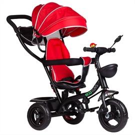 Трехколесный велосипед EcoToys Tricycle YM-BT, красный