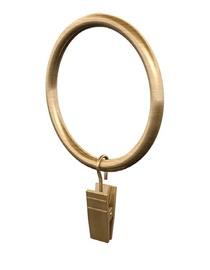 Profi-Styl Curtain Holders D25 Gold 10pcs