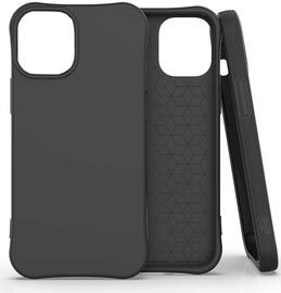 Fusion Solaster Back Case For Apple iPhone 12 Mini Black