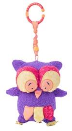 Mīkstā rotaļlieta Niny Cuddly Owl Hoku, 22 cm