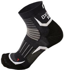 Mico Medium Running Sock Oxi-Jet Black 41-43