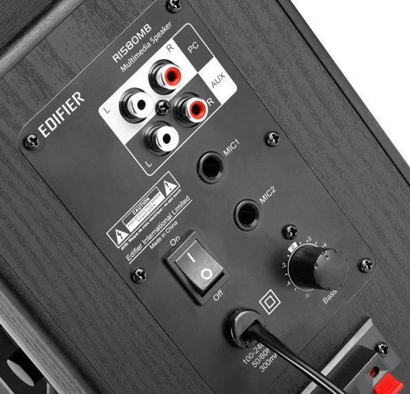 Bezvadu skaļrunis Edifier R1580MB, melna, 42 W