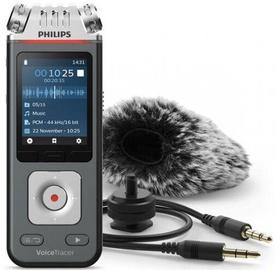 Diktofons Philips DVT7110, 8 GB