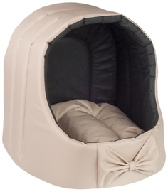 Mūrītis Amiplay Basic Oval Dog House L 44x44x46cm Beige
