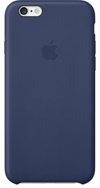 Apple Case For iPhone 6s Leather Midnight Blue
