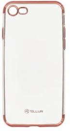 Tellur Electroplated Back Case For Apple iPhone 7/8/SE 2020 Rose Gold