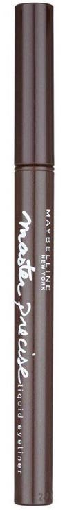 Maybelline New York Master Precise All Day Liquid Eyeliner 1ml Brown