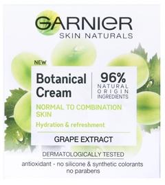 Крем для лица Garnier Skin Naturals Moisturizing Grape Cream, 50 мл
