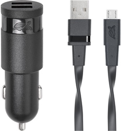 Rivacase Universal Car Charger 3.4A VA4223