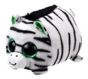 Meteor TY Beanie Boos Zebra 10cm