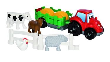 Rotaļlietu figūriņa Ecoiffier Abrick Tractor And Farm Set