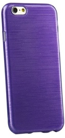 Mocco Jelly Brush Back Case For Samsung Galaxy S7 Purple